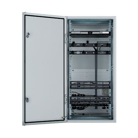 ZDF48-RA Pre-Configured Industrial Distribution Frames (IDF)