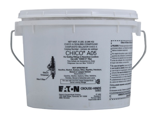 Chico A and Chico A-P Sealing Compounds